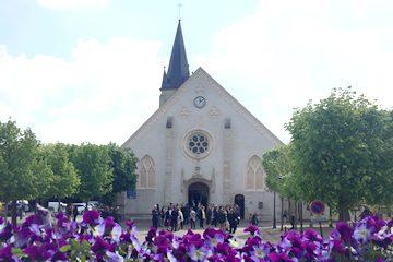 Eglise Saint-Saturnin Antony